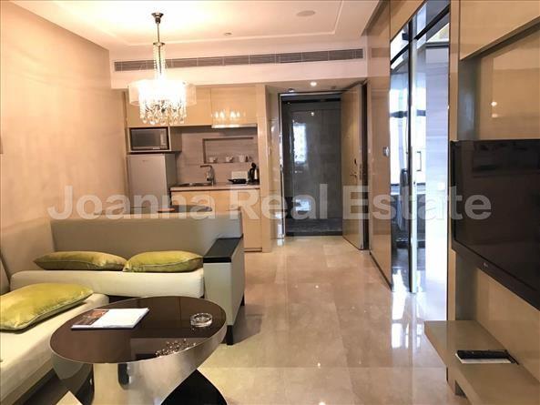 静安区,服务式公寓,1室1厅1卫80平米,RMB       25000元/月