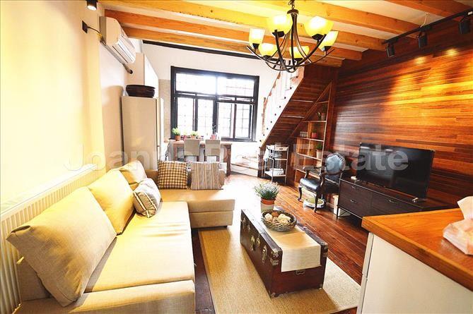 徐汇区,oldhouse,1室2厅2卫80平米,RMB       13800.00元/月