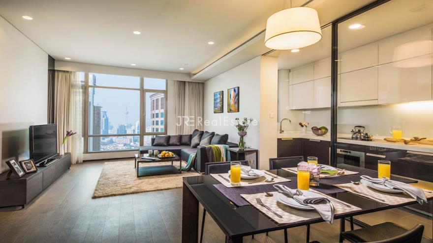 黄浦区,服务式公寓,1室1厅1卫100平米,RMB       30000.00元/月