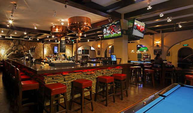 , The 7 Best Sports Bars to enjoy the upcoming World Cup in Shanghai