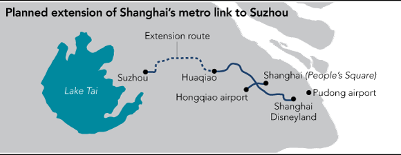 Development of Shanghai's Transportation in 2019 and Ahead